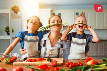 Cocinar en casa: ¡8 beneficios de comer en casa que desconoces!