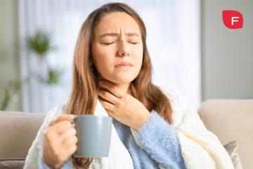 Dolor de garganta: ¿Cómo evitar y curar la faringitis crónica?