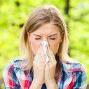 Rinitis alérgica: ¡La primavera se llena de polen!