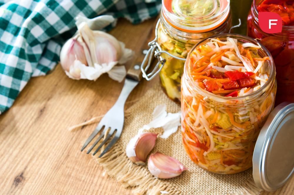 Alimentos fermentados, ¿qué son y qué beneficios tienen?