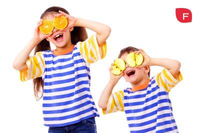 Comer más fruta, ¡hazlo de forma divertida y sin esfuerzo!