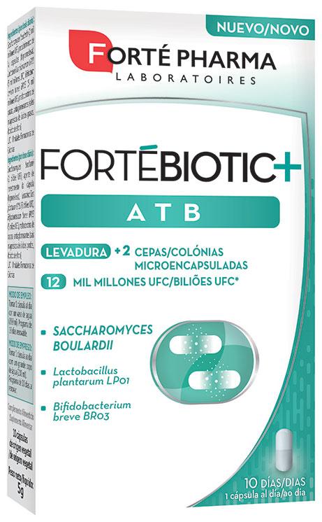 Forté Pharma FORTÉBIOTIC+ ATB