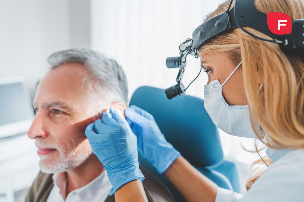 Eccema ótico (picor de oídos): síntomas, causas y tratamiento