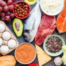 Los alimentos con más proteínas animal y vegetal, ¿los conoces?