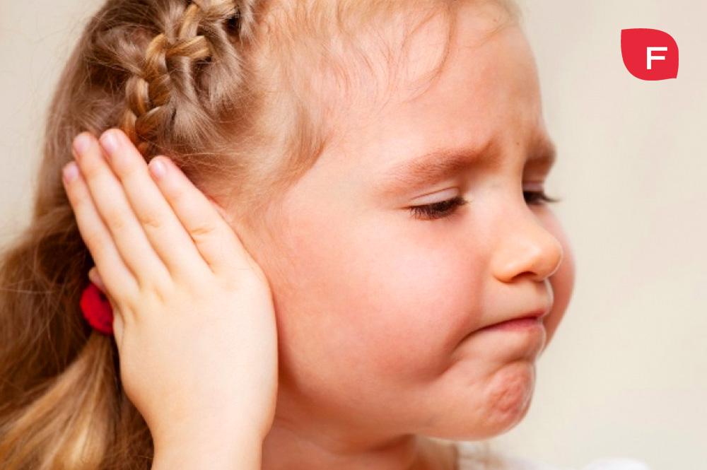 Otitis media, inflamación del oído medio: causas y tratamiento