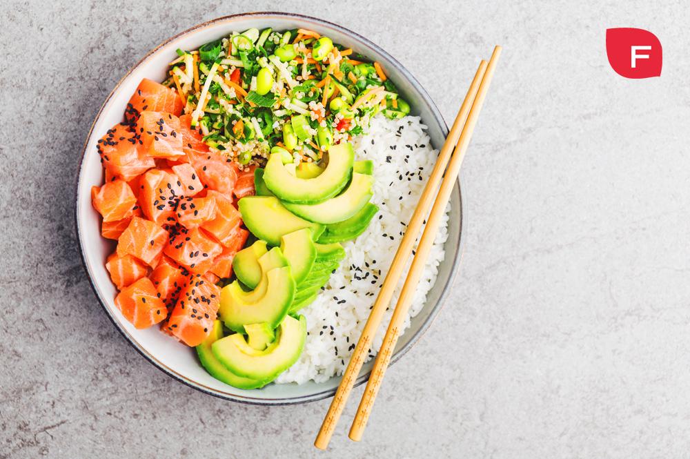 Poke Bowl: exótico, sano y más sencillo de lo que crees