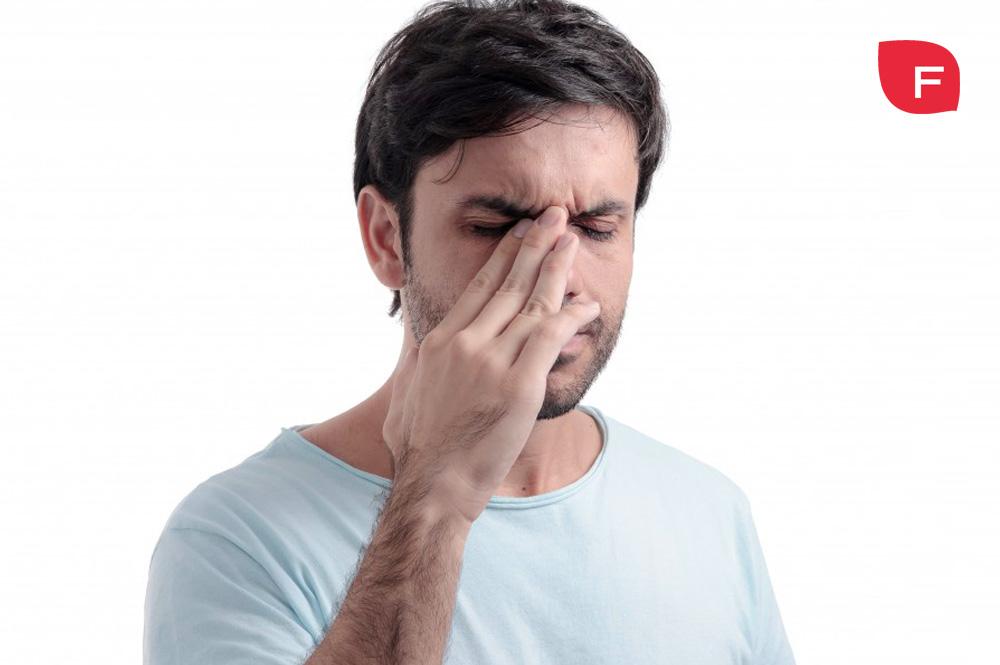Sinusitis aguda en los senos paranasales, ¿qué es y cómo actuar?