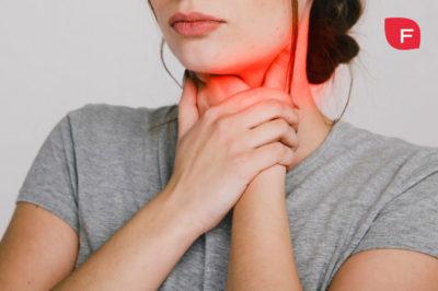 Dolor de garganta: tipos de dolores, causas y tratamiento