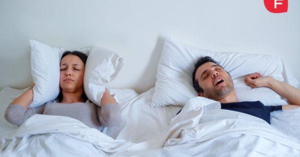 Ronquido y apnea del sueño: relación, causas y tratamientos